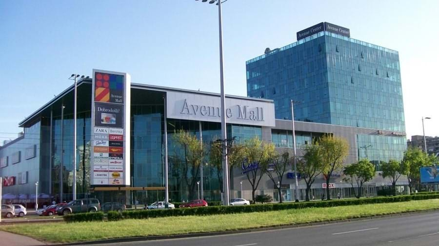 Avenue Mall, Zagabria